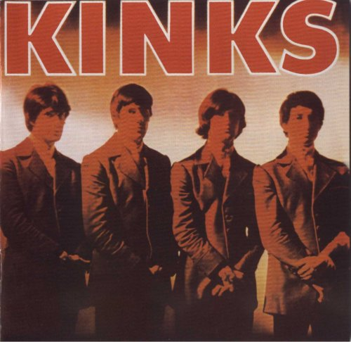 1964 - Kinks - Front