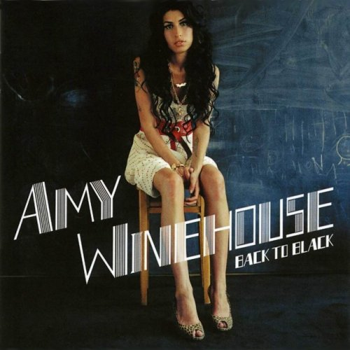 Amy Winehouse-Back To Black [Front]