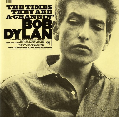 Bob_Dylan_-_The_Times_They_Are_A-Changin´ - Front