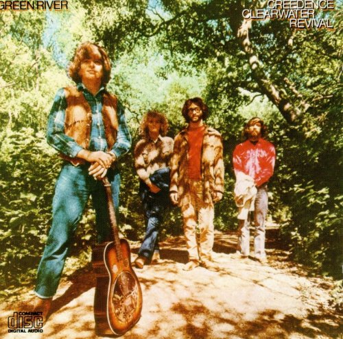 Creedence Clearwater Revival - Green River - a
