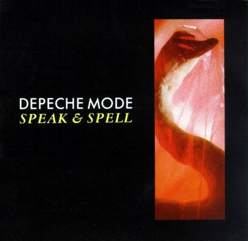Depeche Mode - Speak And Spell (UK Release)_front