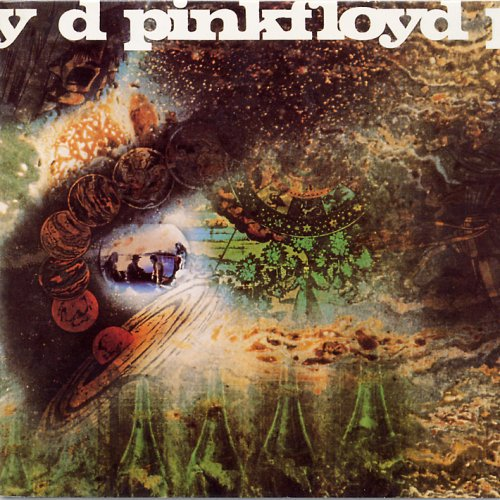 Pink Floyd - A Saucerful Of Secrets - Cover